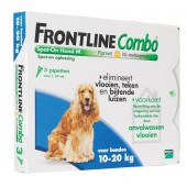 FRONTLINE - COMBO - Medium 10-20 kilo - 3 Pipetten