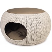 CURVER Cozy Pet HOME - Beige - Ø 55 cm