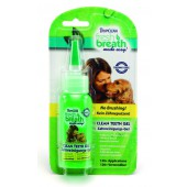 TropiClean Clean Teeth Gel Dog/cat 59 ml