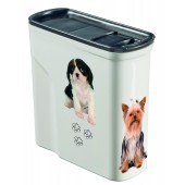 CURVER VOEDSELCONTAINER HOND 2L / 1 Kilo