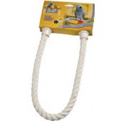 PERCH ROPE FLEXIBLE FORMA - L - 70 x Ø 2,0 cm