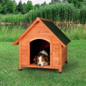 Cottage Dog Kennel - M/L - 83x87x101 cm