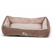 Scruffs Thermal Lounger Chocolate
