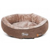 Scruffs Thermal Ring Bed Chocolate - Ø 50 cm
