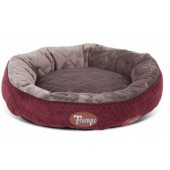 Scruffs Thermal Ring Bed Burgundy