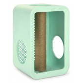 CAT CUBE -Scratch Mellow Mint - 49 x 29 x 32,6 cm