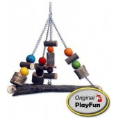 Bird Toy Pyramid XL - 45x45x65 cm 703-156