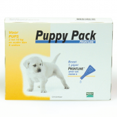 Frontline Puppy pack - Spot On - 2-10 weken
