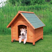 Cottage Dog Kennel - S/M - 71x77x76 cm