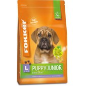 Fokker - Puppy/Junior L Great Start - in 2 verpakkingen