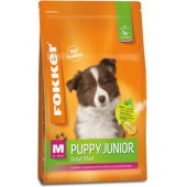Fokker - Puppy/Junior M Great Start - in 2 verpakkingen