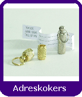 Adreskokers