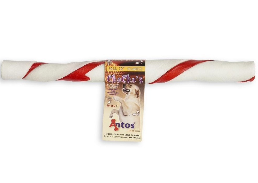 """ChaCha's Roll Red 10"""" 60-65 gr"""