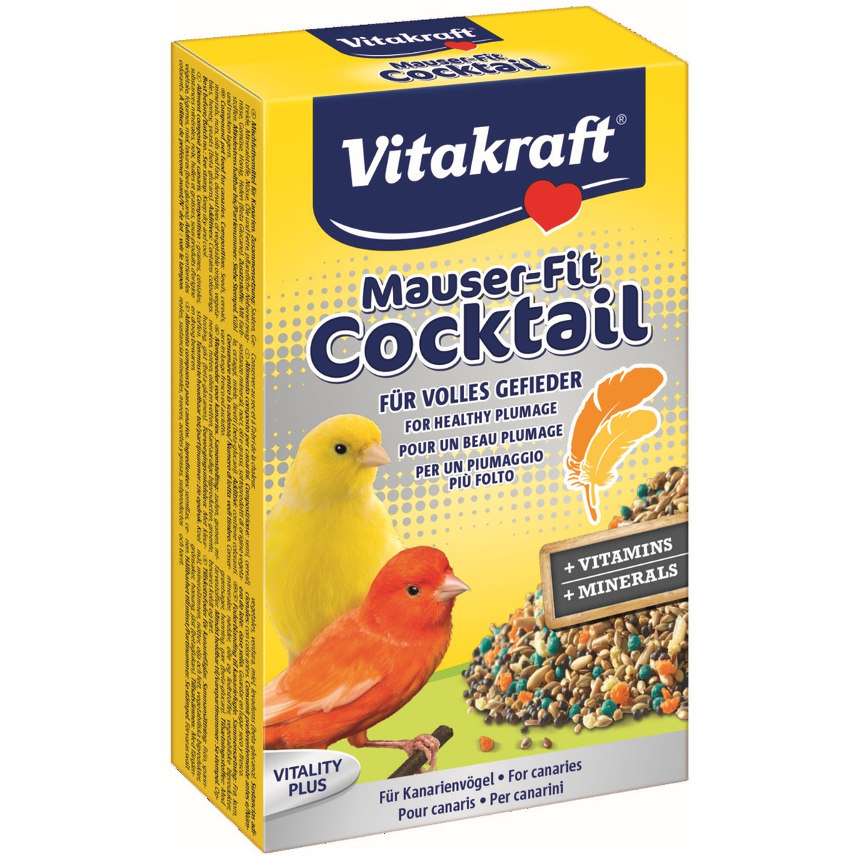 VITAKRAFT - Kanariecocktail - 200 Gram