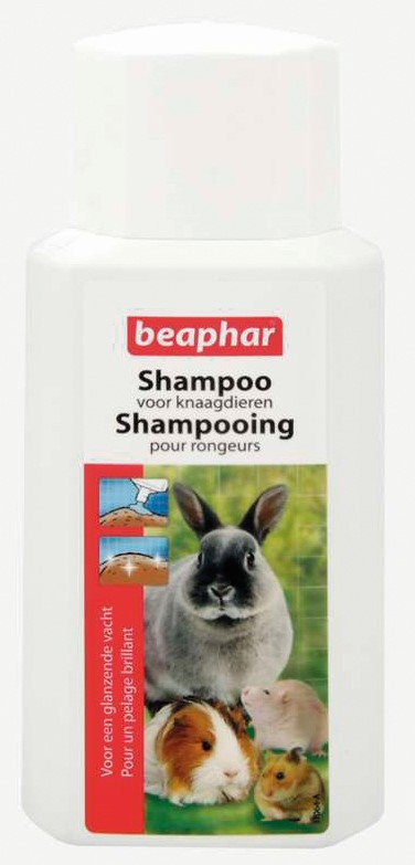 BEAPHAR - Knaagdiershampoo - 200 ml