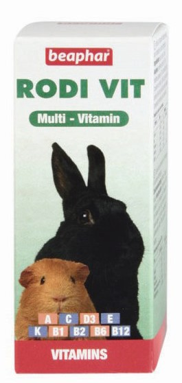 BEAPHAR - Multi-Vit - 50 ml