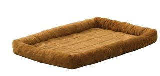 MIDWEST - Quiet Time Pet Bed - Cinnamon - Diverse maten