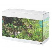 DUBAI 80 LED WHITE - Aquarium van Ferplast - 81x36x51 cm