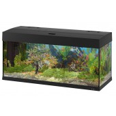 DUBAI 100 LED BLACK - Aquarium van Ferplast - 101x41xH53 cm