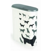 CURVER VOERCONTAINER - Silhouette HOND - 4,5L / 1,5 Kilo