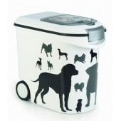 CURVER VOERCONTAINER - Silhouette HOND - 35L - 12 Kilo