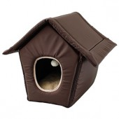 Cathome COSY COTTAGE - Bruin - opvouwbaar - 40x40x25 cm