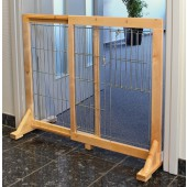 Dog Barrier - 61-103 × 75 cm