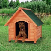 Cottage Dog Kennel - M - 77x82x88 cm