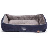 Scruffs Thermal Lounger Navy