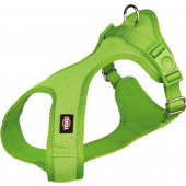 Soft Harness Puppy (extra small) - Groen - in meerdere maten