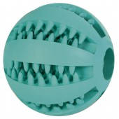 Trixie - Dental Toy - Mintfresh Baseball - Natural Rubber - Ø 6 cm