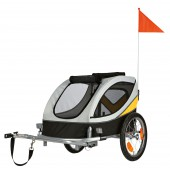 Bicycle trailer - 63 × 68 × 75 (128) cm