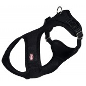 Soft Harness Puppy (extra small) - Black - in meerdere maten