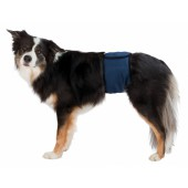 Belly Bands for Male Dogs - Donker Blauw - in diverse maten