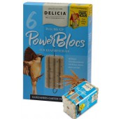 Delicia Power Blocs 6st