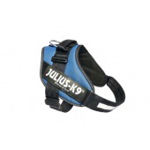 JULIUS-K9 POWER HARNAS - BLAUW - in meerdere maten