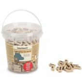 Beeztees - Mini Bones Lamb&Rice - Trainingskoekjes - 500 gram