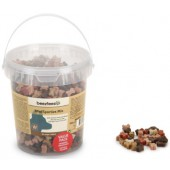 Beeztees - Mini Sporties Mix - Trainingskoekjes - 500 gram