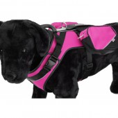 Sport-Harness Crazy Paws - X-LARGE - PINK