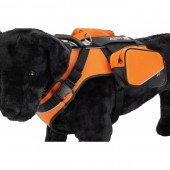 Sport-Harness Crazy Paws - X-LARGE - ORANGE