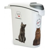 Curver - Voedselcontainer - KAT - 23 Liter / ca 10 Kilo