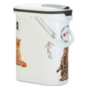 Curver - Voedselcontainer - KAT - 10 Liter / ca 4 Kilo