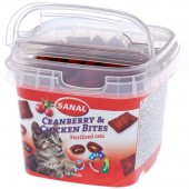 SANAL - Cranberry & Chicken Bites - 75 Gr