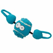 Coockoo Shoot I ball with string Blauw - 7,8cm - Met filmpje!