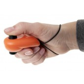Dubbel Clicker - Met Trainingsboek - Orange