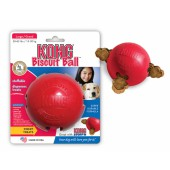 Kong Biscuit ball Rood - S