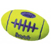 Kong air squeaker football Geel LARGE