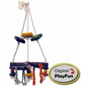 Bird Toy Pyramid