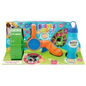 BUBBLE DOG - Bubble Dog Super Size Bubbles Electric Gun