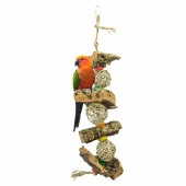 Back Zoo Nature Corky Ball Tower Medium